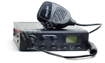 Инструкция На Радиостанцию Мегаджет 100