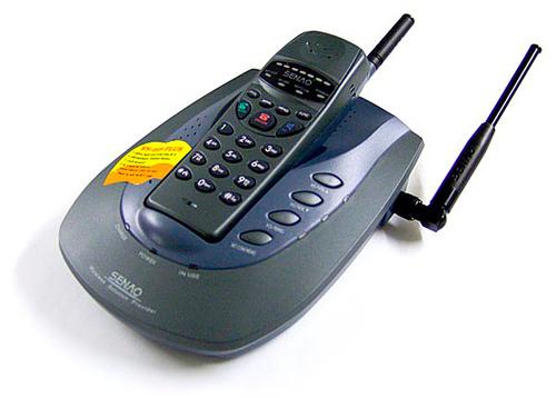 Радиотелефон дальнего радиуса действия Senao SN-258 Plus.  Диапазон частот : 264/390 МГц Выходная мощность : база 1...
