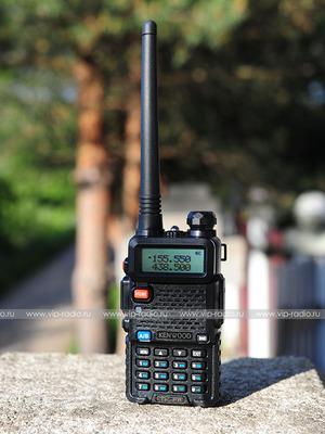 Kenwood TK-UVF8 MAX 2 16 Двухдиапазонная рация