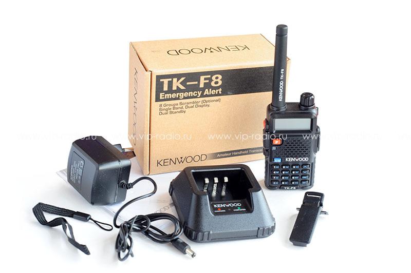 Kenwood Tk-f8 Uhf инструкция - фото 5