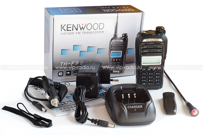 Kenwood Th F9 Dual инструкция на русском - фото 3