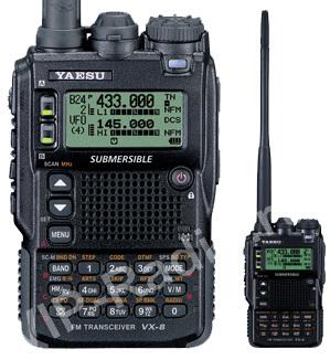 Продажа радиостанции и рации Yaesu и Vertex (Вертекс ...